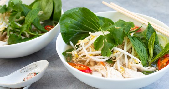 Chicken Vietnamese Pho