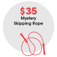 Skipping Rope Orange